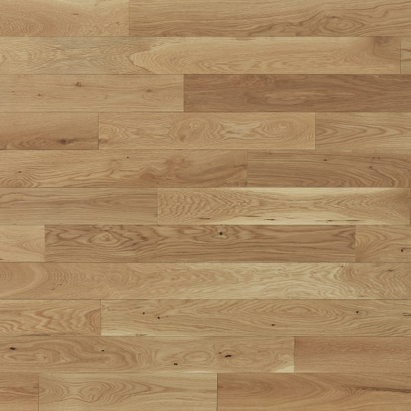 3/4 in. x 5 in. Character White Oak Solid Hardwood Flooring