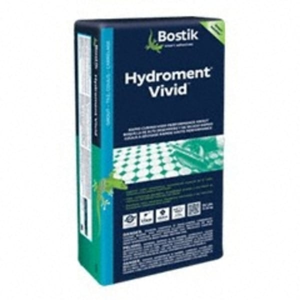 Bostik Vivid Grout White 25lb