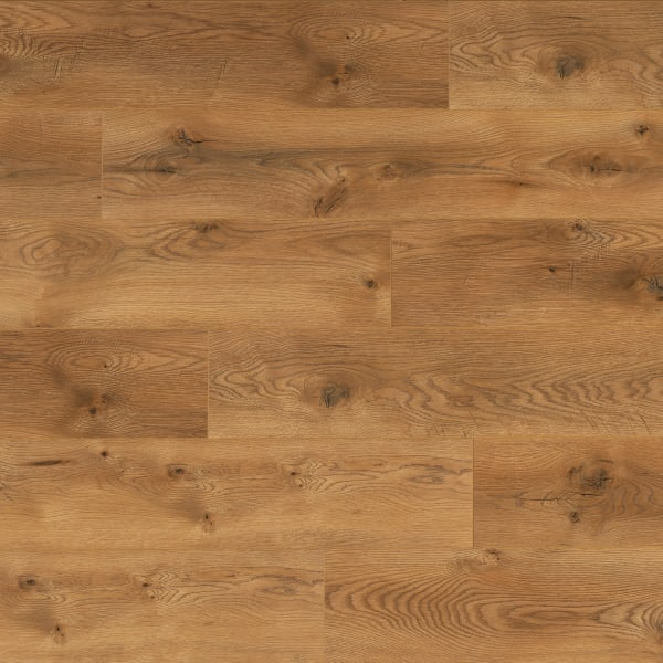 12mm Wheat Field Oak 24 Hour Water-Resistant Laminate Flooring