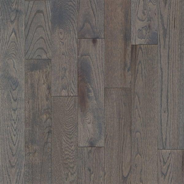 Gray Fox Oak Solid Hardwood Flooring