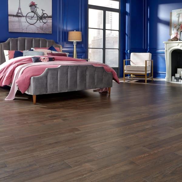 .75 in. x 5 in. Hunters Creek Hickory Solid Hardwood Flooring