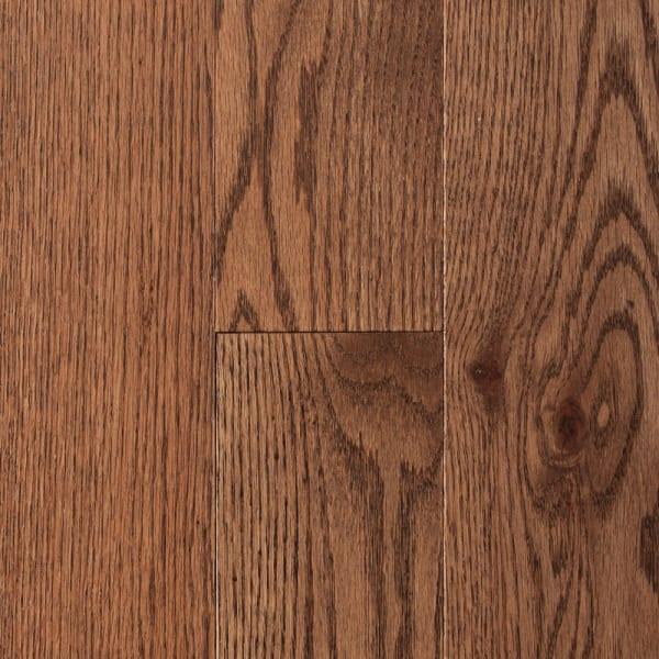 .75 in. x 5 in. Kingston Oak Solid Hardwood Flooring Swatch