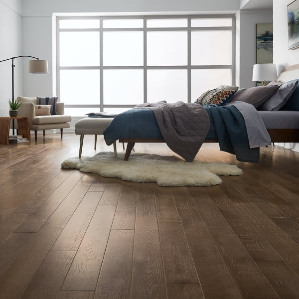 .75 in. x 5 in. Galveston Oak Solid Hardwood Flooring