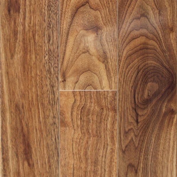 Honey Walnut High Gloss Laminate Flooring