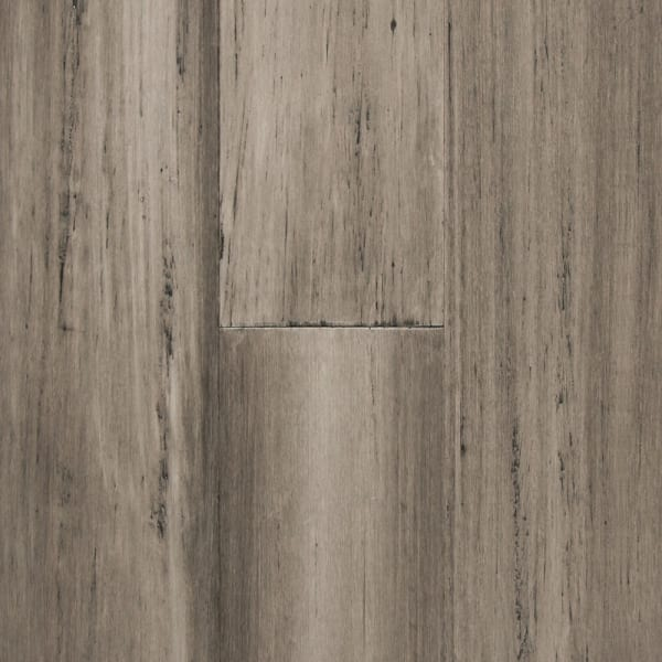 Cordova Strand Distressed Wide Plank Engineered Click Bamboo Flooring