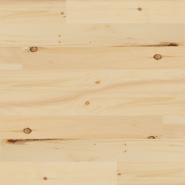 3/4 in. x 6 7/8 in. New England Nickel Gap White Pine Unfinished Solid Hardwood Flooring