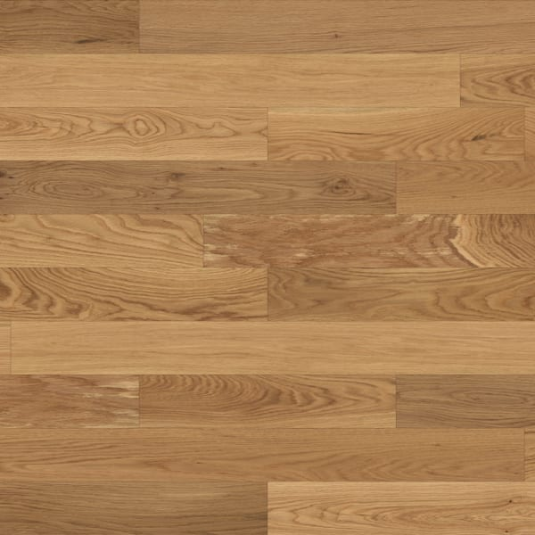 3/4 in. x 5 in. Somersworth Oak Distressed Solid Hardwood Flooring