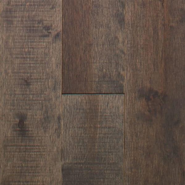 .75 in. x 5 .25 in. Bettencourt Distressed Solid Hardwood Flooring