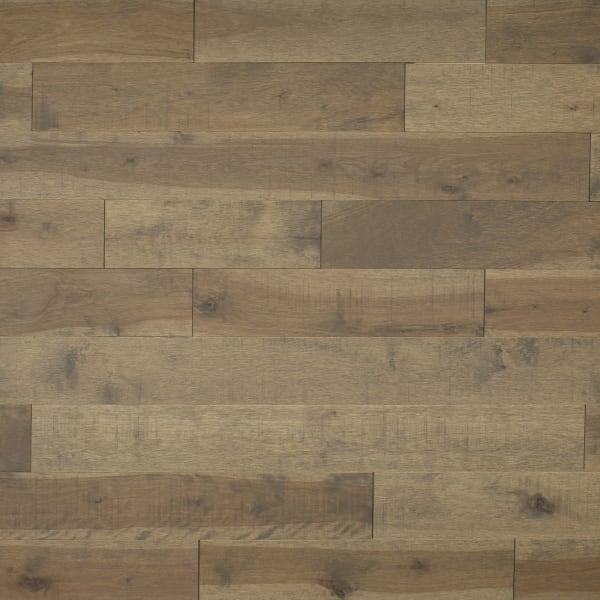 3/4 in. x 5.25 in. Cavendish Distressed Solid Hardwood Flooring