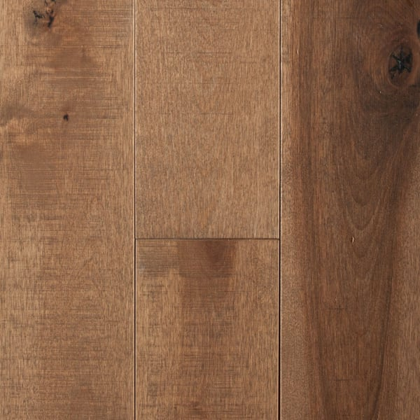 Cavendish Distressed Solid Hardwood Flooring in Living Room