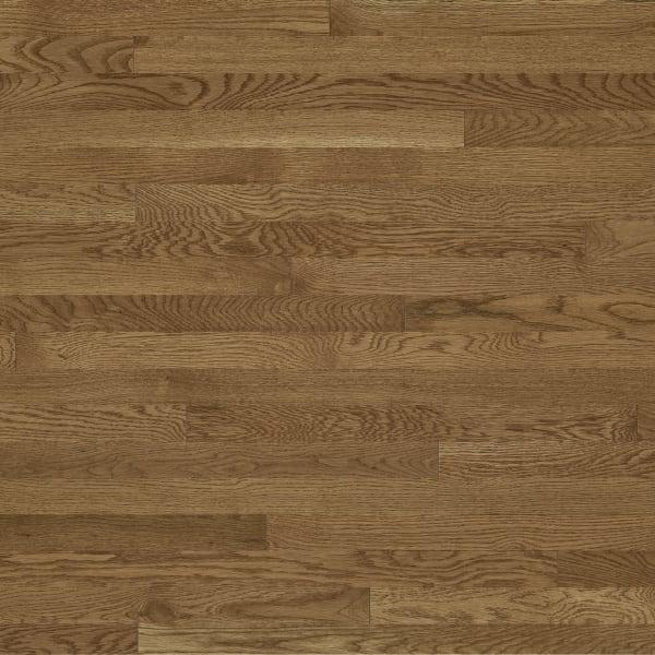 3/4 in. x 2.25 in. Warm Spice Oak Solid Hardwood Flooring
