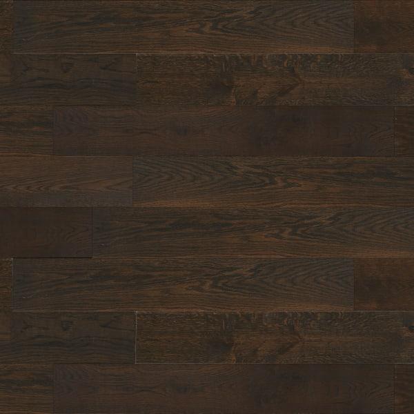 Palisade Oak Wire Brushed Engineered Hardwood Flooring Large Swatch