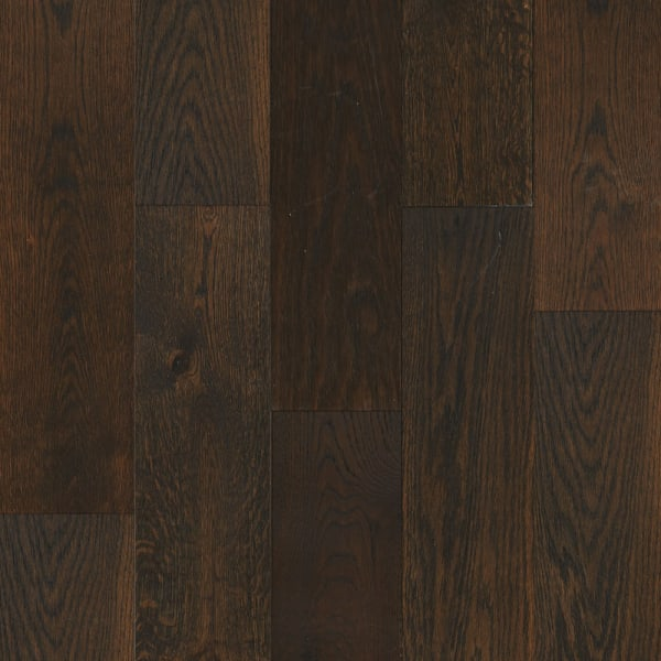 Palisade Oak Wire Brushed Engineered Hardwood Flooring Small Swatch
