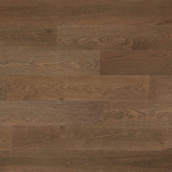 3/8 in. x 6-3/8 in. Big Horn Oak Distressed Engineered Hardwood Flooring