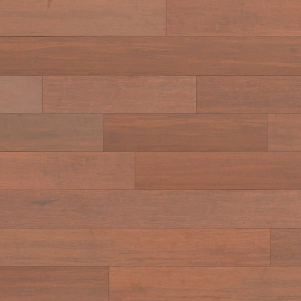 Cape Town Strand Extra Wide Plank Engineered Bamboo Flooring