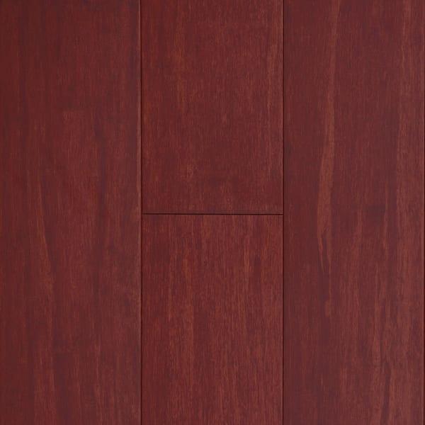 Porto Ferry Strand Wide Plank Engineered Bamboo Flooring