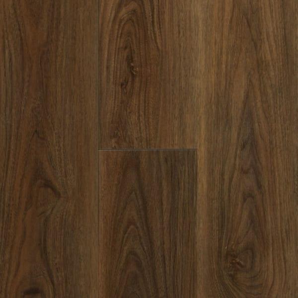 Highlands Walnut Engineered Vinyl Plank Flooring