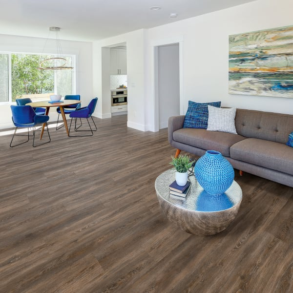 6mm+pad Saint Germain Oak Rigid Vinyl Plank Flooring