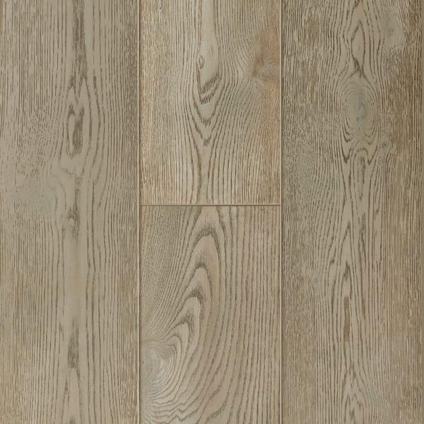 "5/8"" x 9.5 in Belvedere Oak Distressed Engineered Hardwood Flooring"