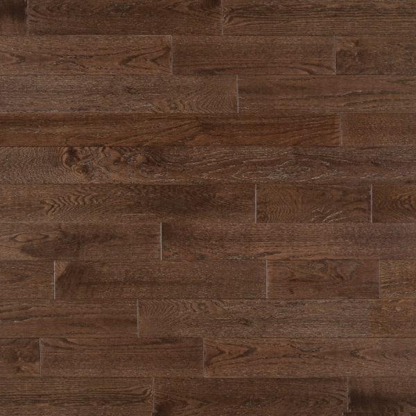 3/4 in. x 5 in. Stratford Oak Distressed Solid Hardwood Flooring