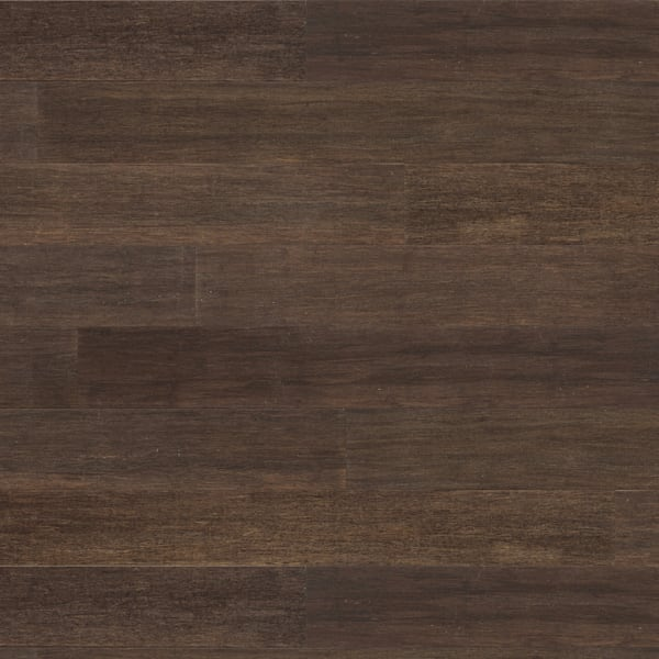 Strand Kona Wide Plank Engineered Click Bamboo Flooring