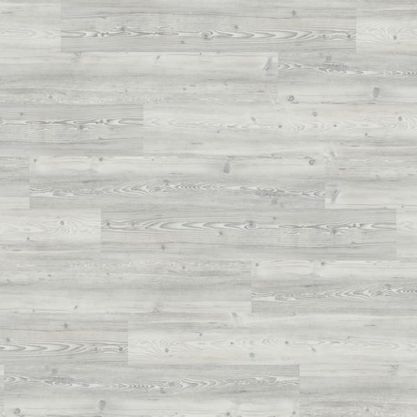 12mm Frosted Pine Laminate Flooring Large Swatch