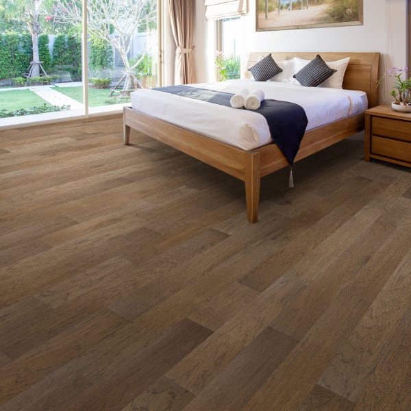 3/8 in. x 4.75 in. Cassidy Hickory Quick Click Engineered Hardwood Flooring