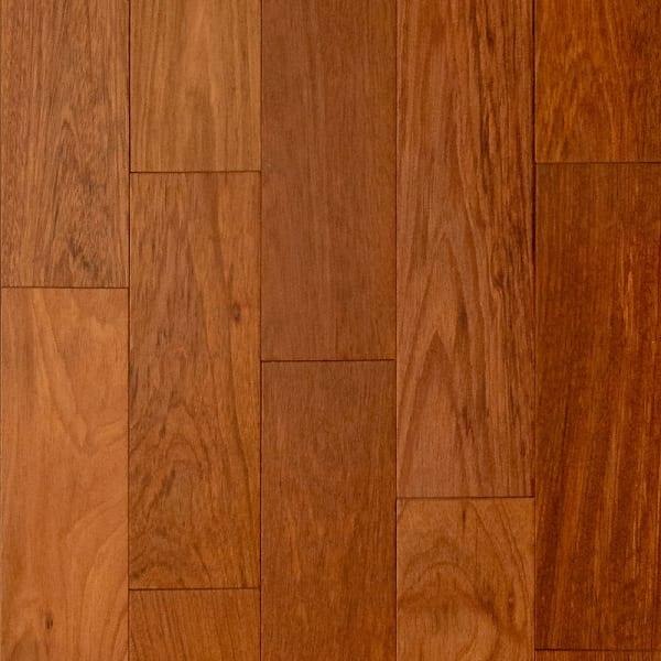 Brazilian Cherry Prefinished Solid Hardwood Flooring