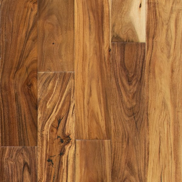 Tobacco Road Acacia Engineered Hardwood Flooring Small Swatch