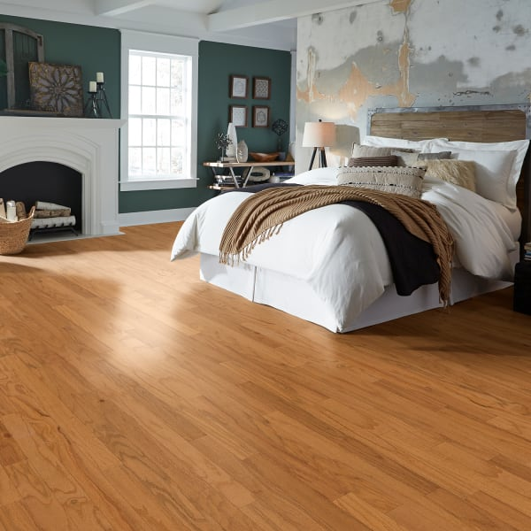 3/8 in. x 3 in. Butterscotch Oak Engineered Hardwood Flooring