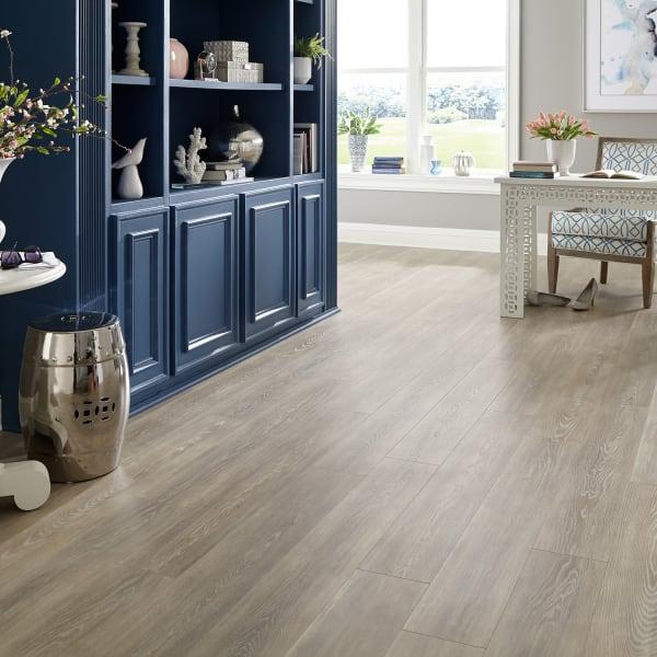 12mm Capistrano Oak 24 Hour Water-Resistant Laminate Flooring