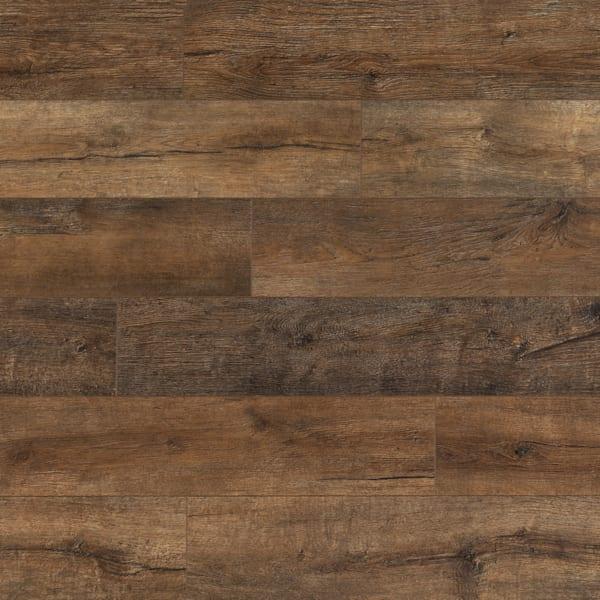12mm Copper Ridge Chestnut 24 Hour Water-Resistant Laminate Flooring