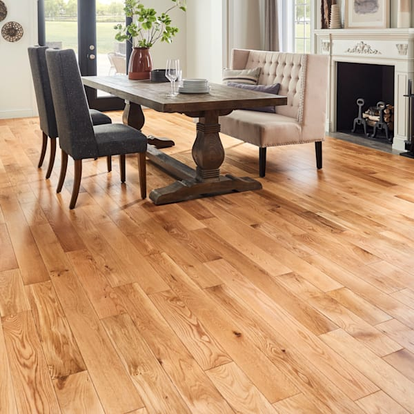 3/4 in. x 5 in. Somersworth Oak Distressed Solid Hardwood Flooring
