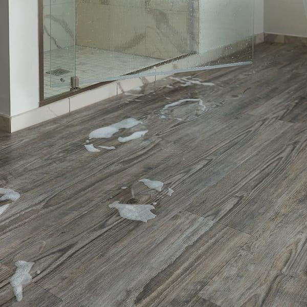 7mm Rocky Coast Pine Rigid Vinyl Plank Flooring