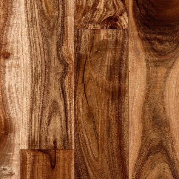 3/4 in. x 3 5/8 in. Tobacco Road Acacia Solid Hardwood Flooring